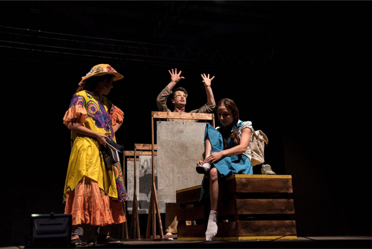 Il mago di Oz Teatro Ragazzi