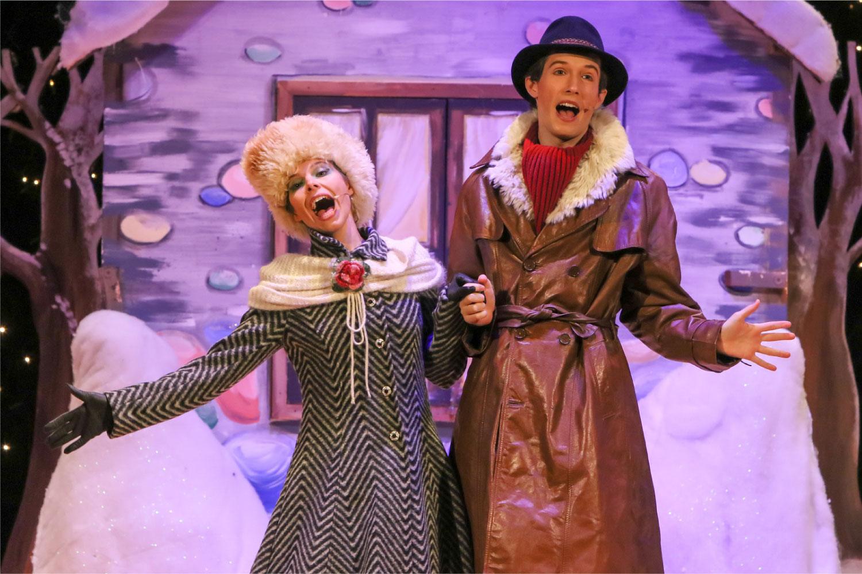 Buona Natale Babbo Natale commedia musicale