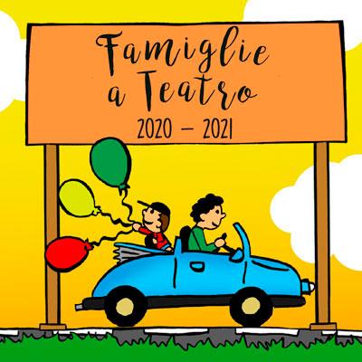 Famiglia a teatro: spettacoli per famiglie a Verona, Teatro Stimate 2020/2021