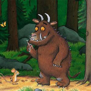 Il Gruffalò, spettacolo teatrale per bambini
