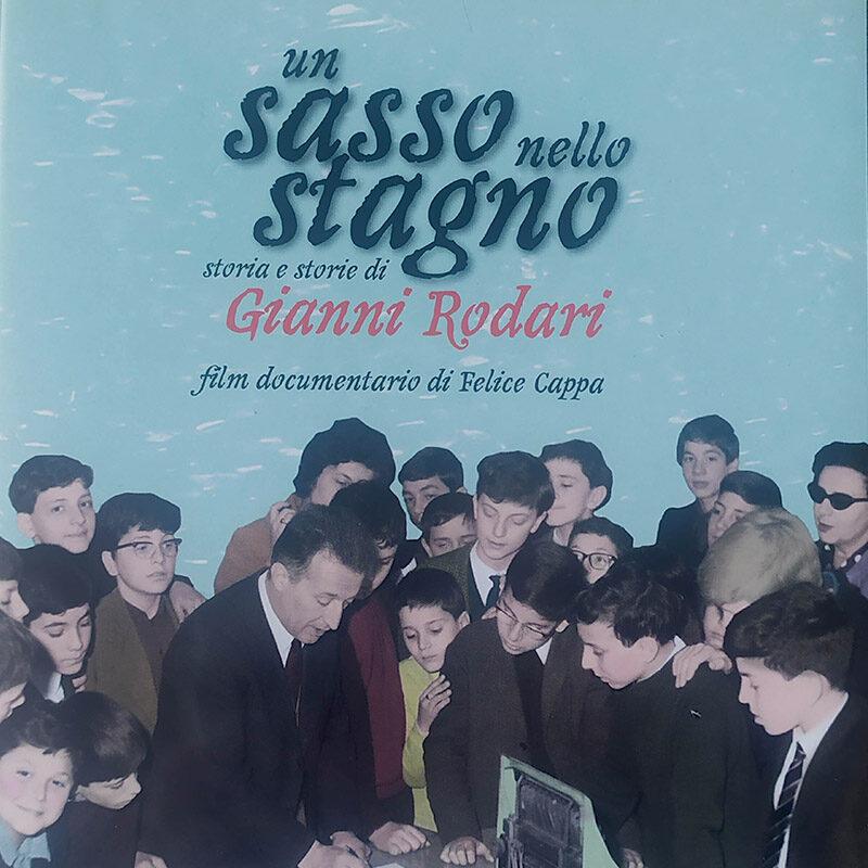 un sassso nello stagno Gianni Rodari documentario Fondazione Aida