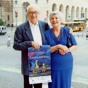 Il mondo delle fiabe Lele Luzzati e Maria Ferretti Rodari