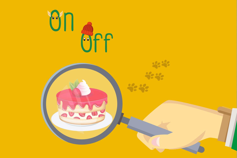 On, off e il mistero della torta scomparsa