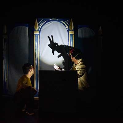 Il Barone di Munchhausen regia Pino Costalunga