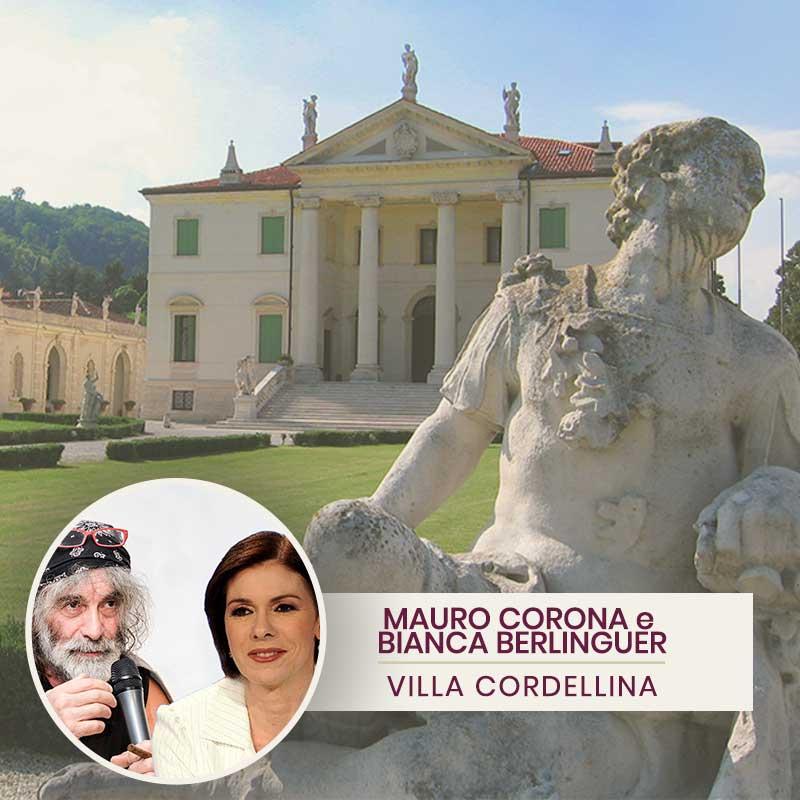 Bianca Berlinguer Mauro Corona Sorsi d'autore 2021