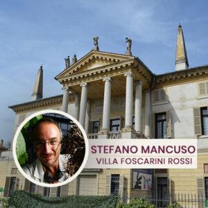 Stefano Mancuso in Villa Foscarini Rossi per Sorsi d'Autore 2021