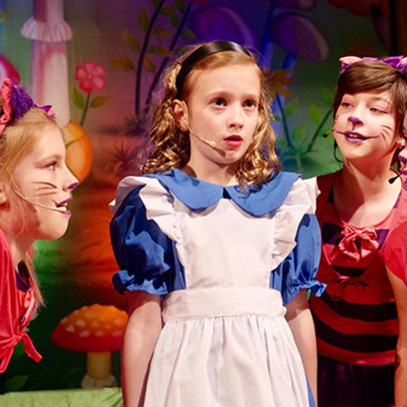 Corso di teatro bambini